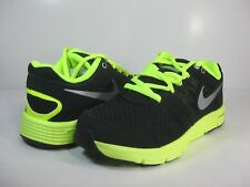 NIKE LUNAR FOREVER 2 (PS) Black/Volt -555023 002- PRESCHOOL