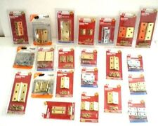 """ACE HARDWARE HINGES 3/4"""" 1"""" 1-1/2"""" 2"""" 2-1/2"""" CABINET SMALL CHEST DOOR  BOX NEW"""