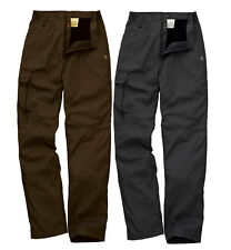 Craghoppers Mens Basecamp Winter Lined Trousers Fleece Lined Winter Trouser