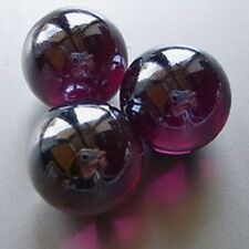 Dark Lilac Glass Marbles 16mm Various Weights Home Garden Wedding Aquariums