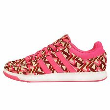 Adidas Oracle VI STR W TG Pink Brown Womens Tennis Casual Shoes Sneakers S41879