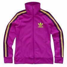 ADIDAS ORIGINALS EUROPE TRACK WOMEN'S TRAINING JACKET BECKENBAUER PURPLE 32-38