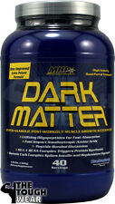 MHP DARK MATTER 40 SERVINGS - 3 FLAVORS - POST WORKOUT MUSCLE ANABOLIC GROWTH