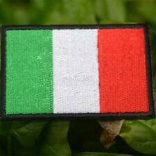 Nation Flag Emblem On Patch Embroidered Applique National Country Sew Trim W66