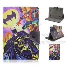 Popular Folio PU Leather Flip Stand Case Cover For 7 Inch Tablet PC Batman hero