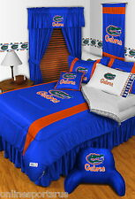 Florida Gators Bed in a Bag Comforter Set Twin Full Queen King Size