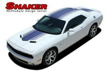 2015-2016-2017 Shaker Challenger Hood Roof Trunk 3M Vinyl Graphic Stripes Decal