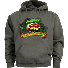 Happy Halloween sweatshirt halloween hoodie Men's size hoodie sweat shirt hoody