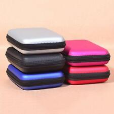 """2.5"""" USB External WD HDD Hand Carry Case Cover Pouch Hard Disk Drive Protect M20"""