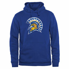 San Jose State Spartans Royal Blue Classic Primary Pullover Hoodie