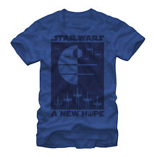 Star Wars A New Hope Battle of Yavin Mens Graphic T Shirt