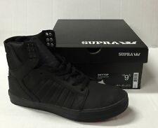SUPRA SKYTOP S18187 BLACK on BLACK DESIGNED BY CHAD MUSKA