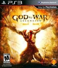 Playstation 3 PS3 God of War: Ascension *COMPLETE*
