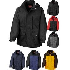 Mens Result Multi Function Winter Warm Heavy Duty Ski Jacket Coat