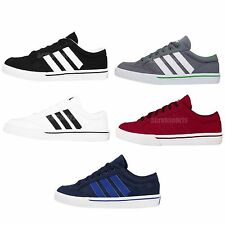 Adidas GVP Canvas STR  Mens Tennis Inspired Casual Shoes Sneakers Pick 1