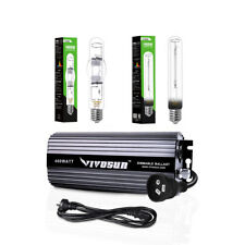VIVOSUN 400w Watt Dimmable Digital Grow Light Ballast with HPS MH Hydroponics