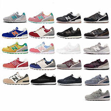 New Balance WR996 D Womens Wide Retro Suede Running Shoes Casual Sneakers Pick 1