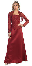 TheDressOutlet Mother of the Bride Dress Formal Plus Size Evening Long Gown