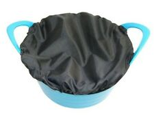 BITZ FLEXI FEED TUB COVER SMALL EQUINE HORSE BUCKETS & TUBS