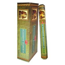 Hem EGYPTIAN JASMINE  Incense 6 Hexagon Packs of 20 = 120 Sticks - 1519