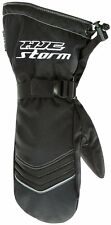 HJC Youth Storm Insulated Fleece Lined Waterproof Gauntlet Snowmobile Mittens