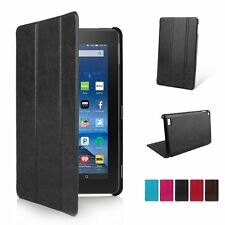 Smart Leather Folio Case Cover Stand Skin for Amazon Kindle Fire HD 7 8 10 2015