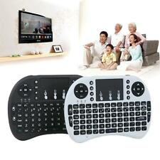 Handheld 2.4GHz Mini Wireless Keyboard Mouse Touchpad For PC Android TV X-Box WT