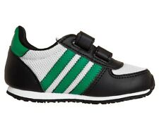 ADIDAS ORIGINALS ADISTAR RACER KIDS BOYS SHOES SNEAKER WHITE BLACK GREEN
