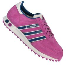 ADIDAS ORIGINALS LA TRAINER LADIES SNEAKER SHOES ADI RACER D65502 PURPLE PINK 40