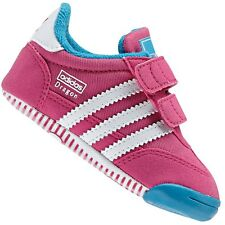 ADIDAS ORIGINALS DRAGON CHILDREN WALKER SHOES BABY TODDLER BABY SHOES PINK