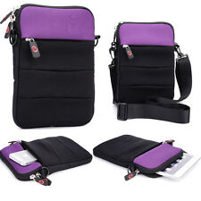 "Samsung Galaxy Tab 3 Kids 7"" Messenger Tablet Cover Case Bag w/ Shoulder Strap"