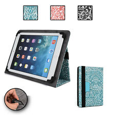 "KroO Paisley Universal Fit Folio Cover Case fit Coby Kyros 9.7"" MID9000 Series"