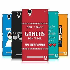 HEAD CASE DESIGNS A GAMER'S LIFE HARD BACK CASE FOR SONY PHONES 3