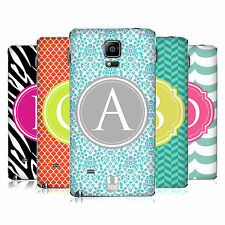 HEAD CASE DESIGNS LETTER CASES REPLACEMENT BATTERY COVER FOR SAMSUNG PHONES 1