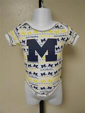 NEW Michigan Wolverines Baby Creeper INFANT sizes 3/6-12-18-24 Months