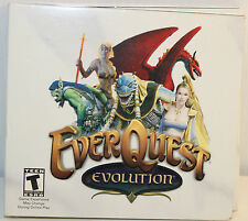 EverQuest: Evolution PC CD Rom Sony Online Entertainment 2003