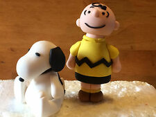 Custom Edible Peanuts Snoopy Charlie Brown Cake Toppers Decorations