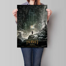 The Hobbit The Desolation of Smaug Poster Lord of the Rings Martin Freeman