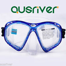 Full Dry M2011-2014 M220 Tempered Glass Dive Mask Goggles Dive Swimming