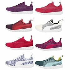 Puma Carson Runner Knit / Quilt / Glitch Womens Running Shoes Sneakers Pick 1