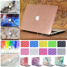 """Quicksand Marble Hard Case Cover+ Keyboard Skin  For MacBook Pro 13"""" Air 11""""/13"""""""