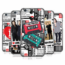 OFFICIAL ONE DIRECTION TICKET LOVE HARD BACK CASE FOR APPLE iPHONE PHONES