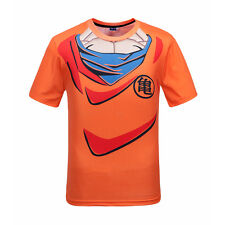 Dragonball Z Cartoon 3d Print t shirt Women Men Summer Style Fashion Tops Tees