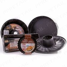 NON-STICK CAKE TIN COLLECTION Bakeware Mould Tray Pan Bundt Rectangle Springform
