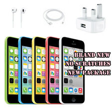 Apple iPhone 5C 8 16 32GB Factory Unlocked Smartphone Blue White Pink Green A+