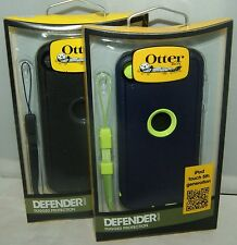 Otterbox Defender Series Case for Ipod touch 5th Generation 5G - Black, Blue