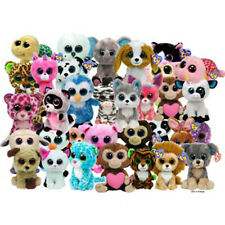 """Ty Beanie boos 6"""" soft plush toy, many to choose from"""