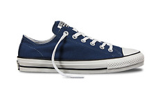 CONVERSE CHUCK TAYLOR ALL STAR PRO OX NAVY WHITE MENS CANVAS SKATEBOARD SHOES