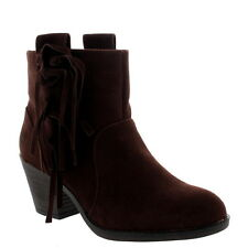 Womens Rocket Dog Stassi Hush Casual Cowboy Winter Low Heel Ankle Boots UK 3-8