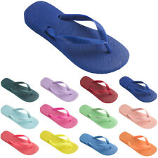 Womens Havaianas Top Rubber Casual Beach Shoes Thongs Brazil Flip Flops US 4-11